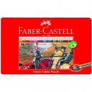 Faber-Castell 36er Classic Colours Farbstifte im Metalletui