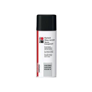 Marabu Klarlack, farblos, UV-beständig, 400 ml Dose