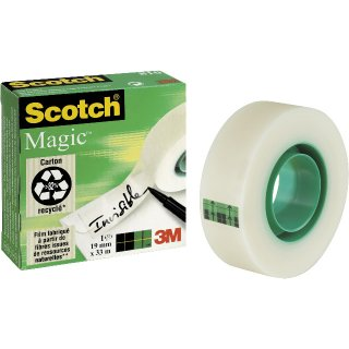 Scotch Magic Klebeband 19mmx33m
