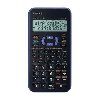 SHARP Schulrechner EL-531XH Violett