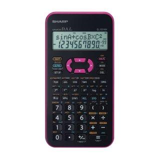 SHARP Schulrechner EL-531XH Pink
