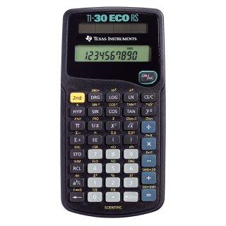 Texas Instruments Schulrechner TI-30 eco RS Solar