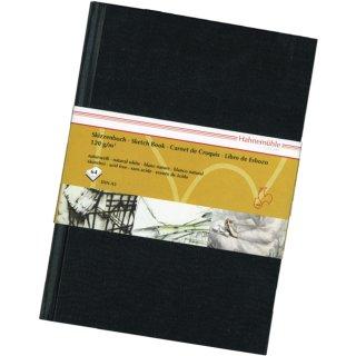 Hahnemühle Skizzenbuch, Format DIN A5, 64 Blatt, 120 g/m²