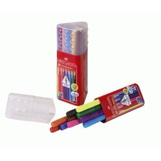 Faber-Castell GRIP Colour Marker, 20er Dreikantköcher