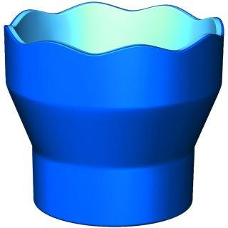 Faber-Castell Wasserbecher CLIC & GO, Blau