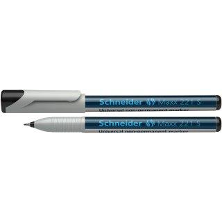 Schneider Marker Maxx 221 S, 0,4mm