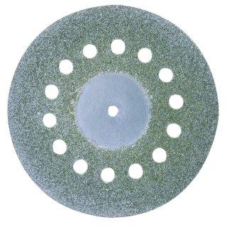 Proxxon Diamantierte Trennscheiben mit Kühllöchern