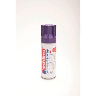 Permanent Spray edding 5200 lila seidenmatt 200ml