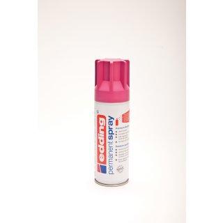 Permanent Spray edding 5200 telemagenta seidenmatt RAL 4010 200ml