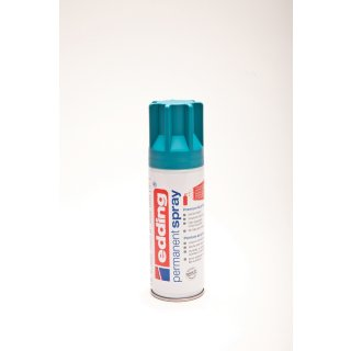 Permanent Spray edding 5200 petrol seidenmatt 200ml
