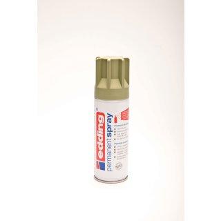Permanent Spray edding 5200 khaki seidenmatt 200ml