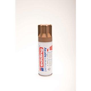 Permanent Spray edding 5200 haselnuss seidenmatt 200ml