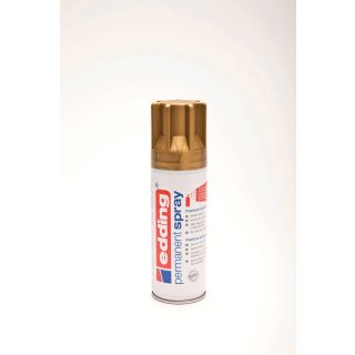 Permanent Spray edding 5200 reichgold seidenmatt 200ml