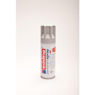 Permanent Spray edding 5200 lichtgrau seidenmatt RAL 7035 200ml