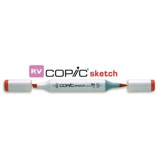 Copic Sketch Marker, FARBE: RV -red violet-