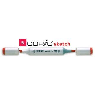 Copic Sketch Marker, FARBE: R -red-