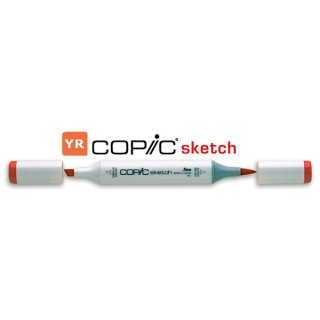 Copic Sketch Marker, FARBE: YR -yellow red-