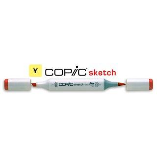 Copic Sketch Marker, FARBE: Y -yellow-