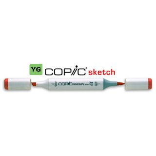 Copic Sketch Marker, FARBE: YG -yellow green