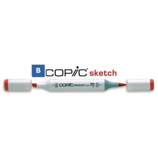 Copic Sketch Marker, FARBE: B -blue-