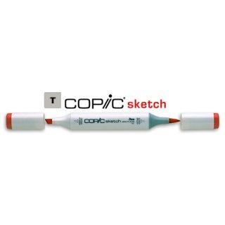Copic Sketch Marker, FARBE: T -toner gray-