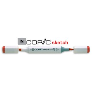 Copic Sketch Marker, FARBE: N -neutral gray-