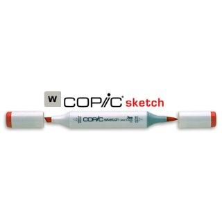 Copic Sketch Marker, FARBE: W -warm gray-