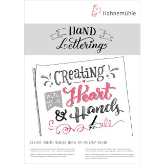 Hahnemühle Hand Lettering, A4