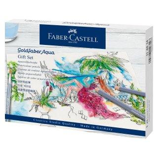 Goldfaber Aqua Aquarellstift, Geschenkset, 18-teilig