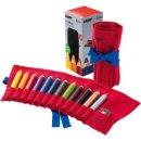 Lamy 3plus 12er Stoffrolle mit 12 3plus Stiften und dem...