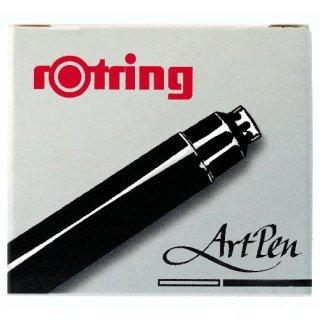 Tintenpatronen ArtPen Ink Schwarz 6St