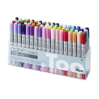 Copic Ciao Marker 72er A Set