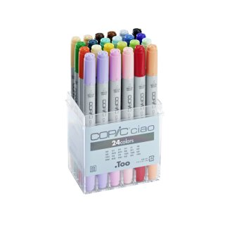 Copic ciao Marker 24er Set