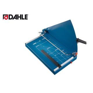 Dahle 517 Hebel- Schneidemaschine, Schnittlänge: 550 mm, Schnitthöhe: 3,5 mm