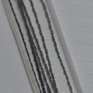 Proxxon Rundsägeblätter, 125 mm lang, 12 Stück Inhalt