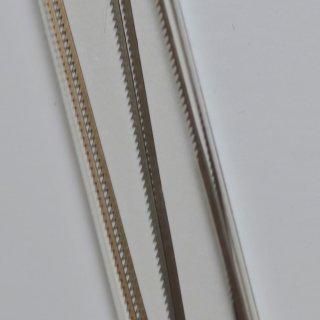 Proxxon Sägeblätter Normal verzahnt (18 Zahn auf 25 mm), 12 Stück Inhalt