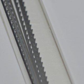 Proxxon Sägeblätter Grob verzahnt (10 Zahn auf 25 mm), 12 Stück Inhalt