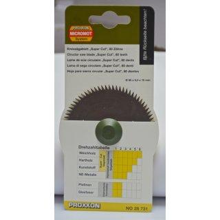 Proxxon Sägeblatt Super-Cut