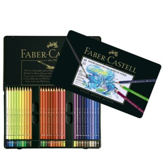 Faber-Castell Albrecht Dürer Künstlerfarbstifte Metalletui mit 60 Stiften