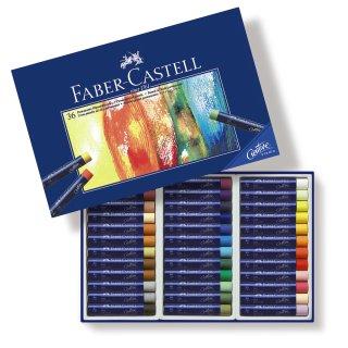 Goldfaber Ölpastellkreide Kartonetui mit 36 Farben