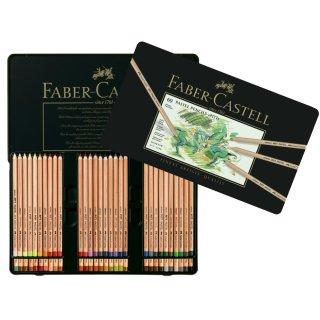 Faber-Castell PITT Pastellstifte 60er Metalletui