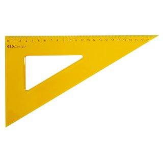 Aristo Dreieck GEOContrast 60 Grad 300mm  240mm-Teilung Kathete