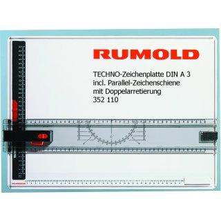 Rumold Techno- Zeichenplatte DIN A3