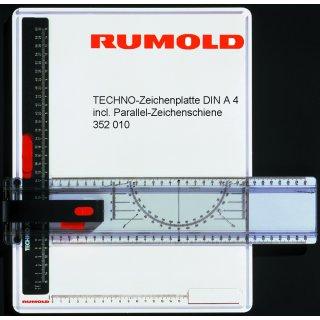 Rumold Techno- Zeichenplatte DIN A4